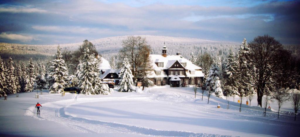 nordic skiing czech republic