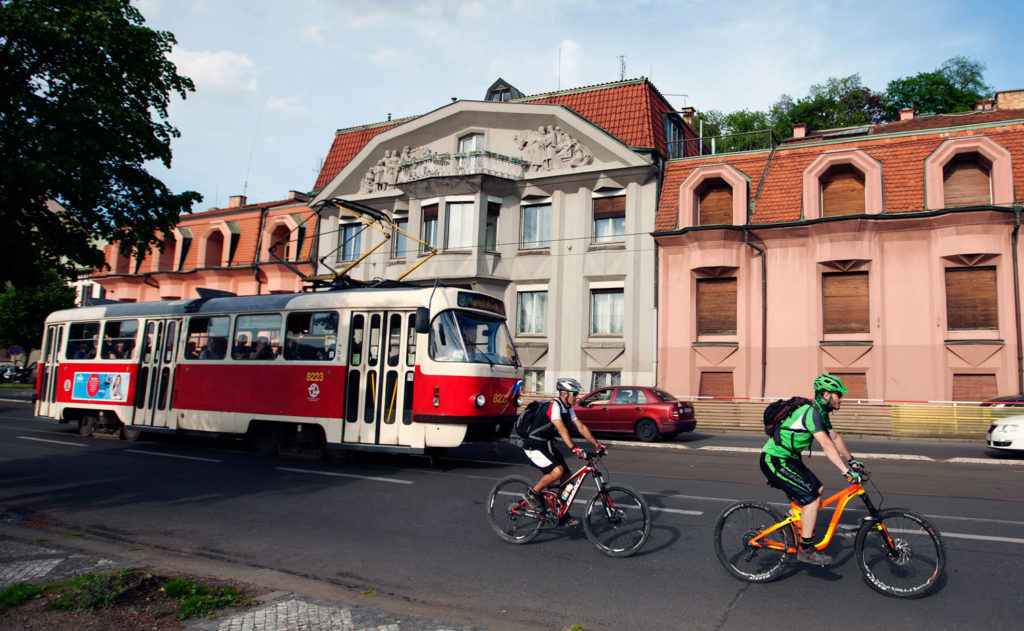 tips about cycling in Prague