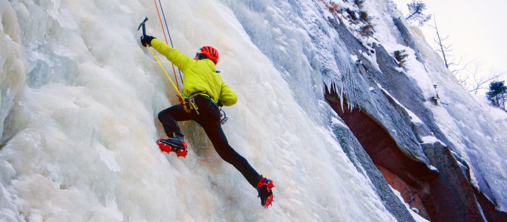 tips for ice climbing Czech Republic
