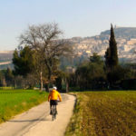 Assisi to Rome, a bike trip through lesser known Italy